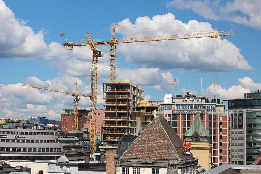 Bygg og anlegg jobb i Oslo