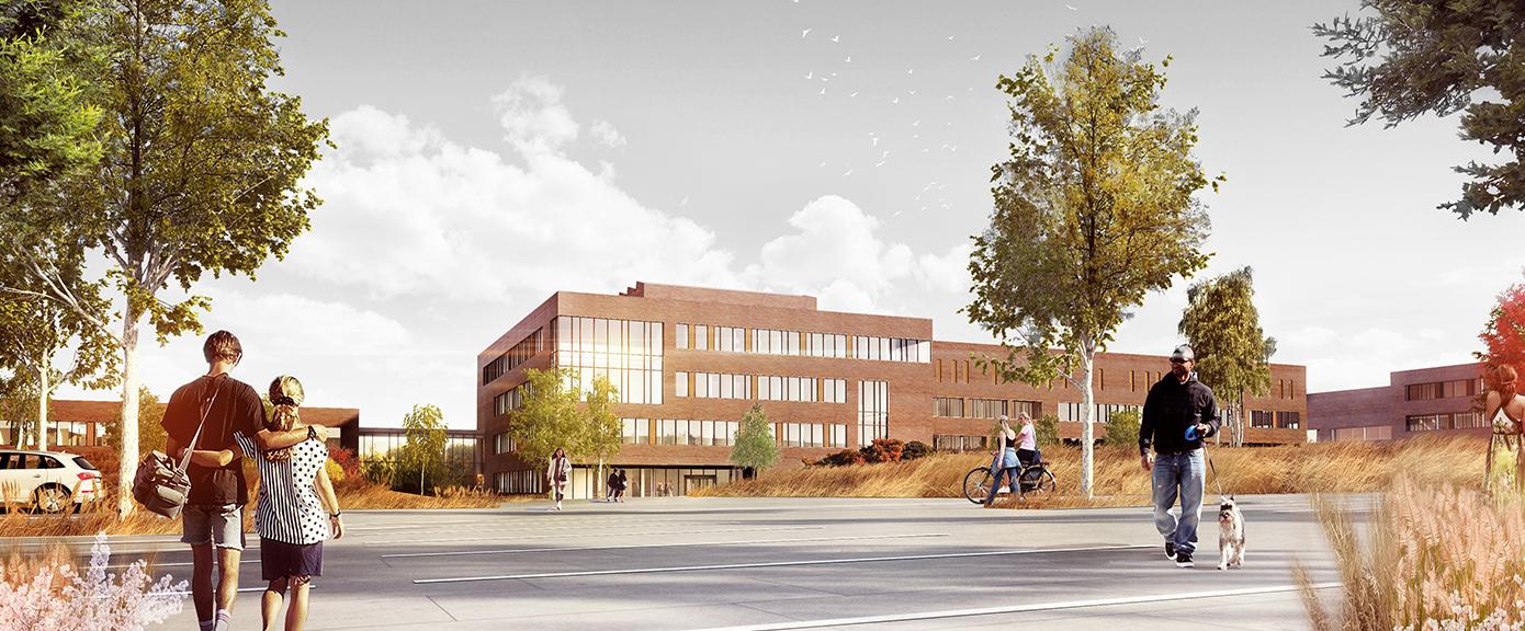 Ås campus: Elektrikere til universitetsbygg