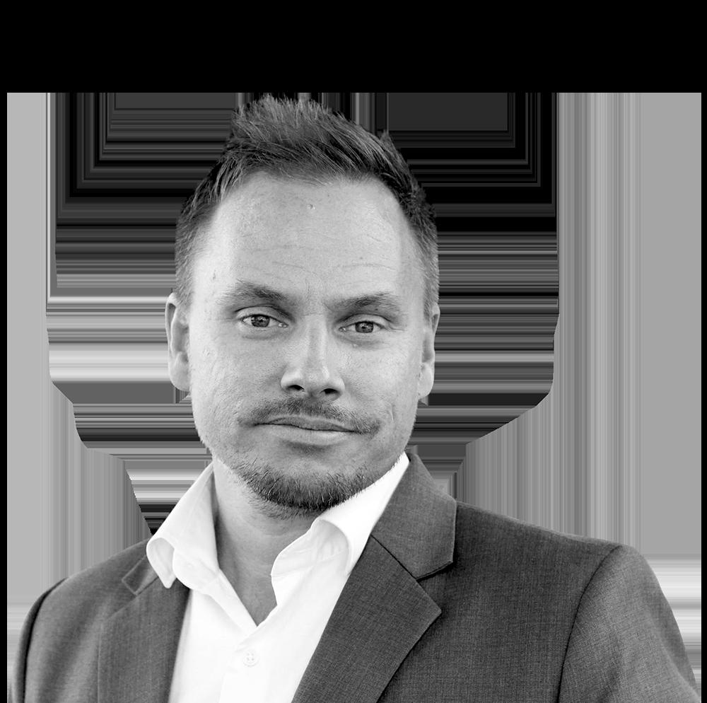 Fredrik Ekersund Kundeansvarlig