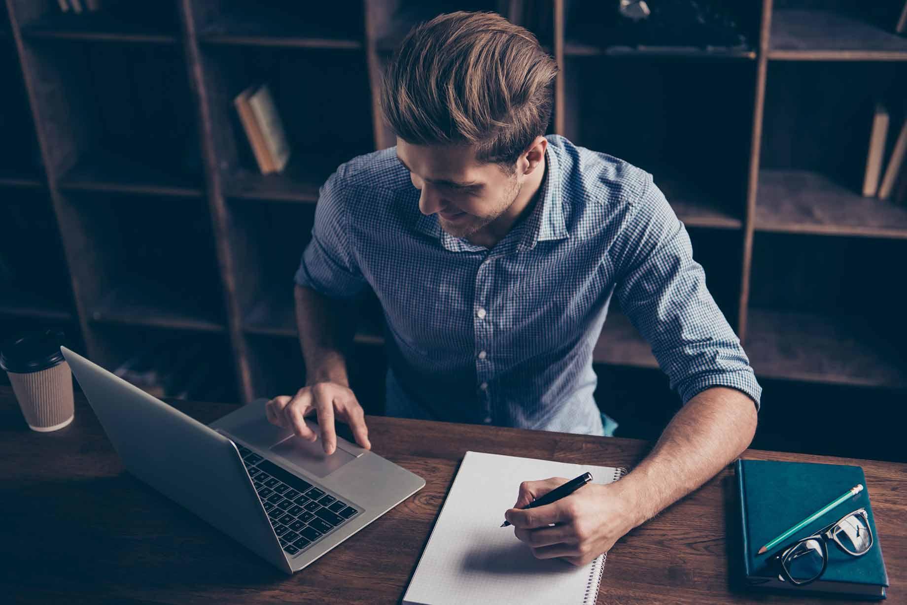 Hvordan skrive en god søknad