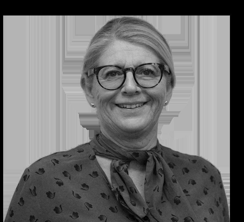 Nina Sennerud Avdelingsleder