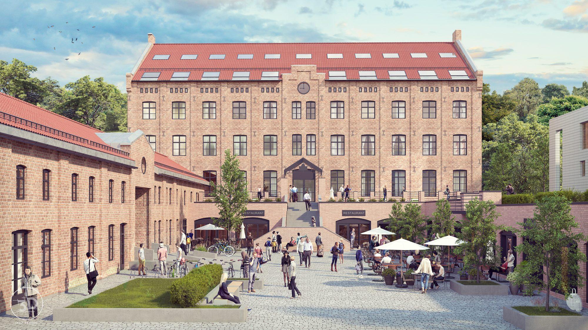 Campus G12 Nydalen: Elektrikere til studentboliger/universitet