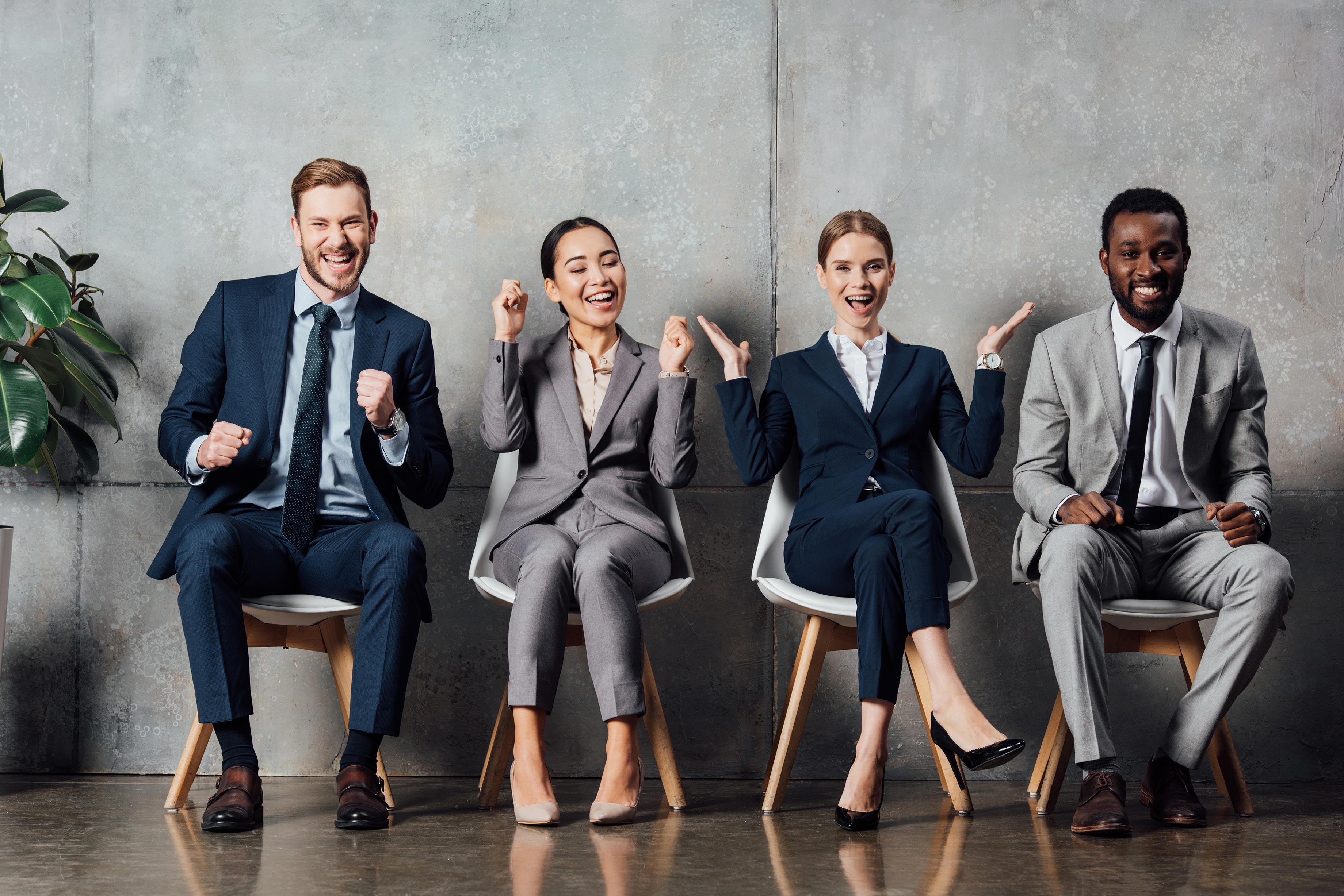 Jobbsøkere finner ledig stilling